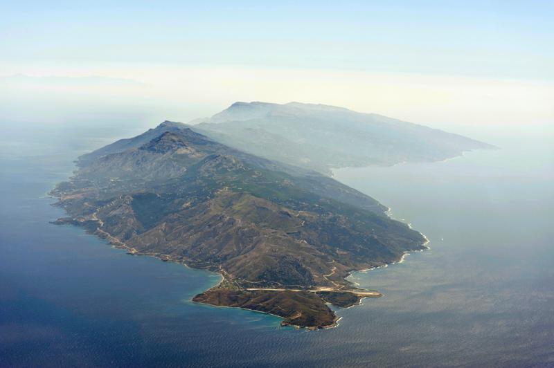 Ikaria, Grécko
