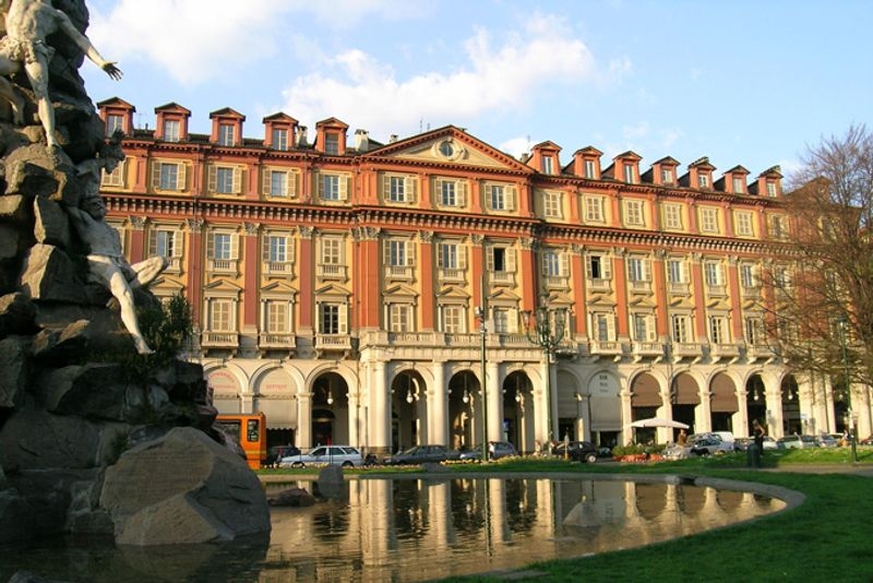 Turin Piazza Statuto