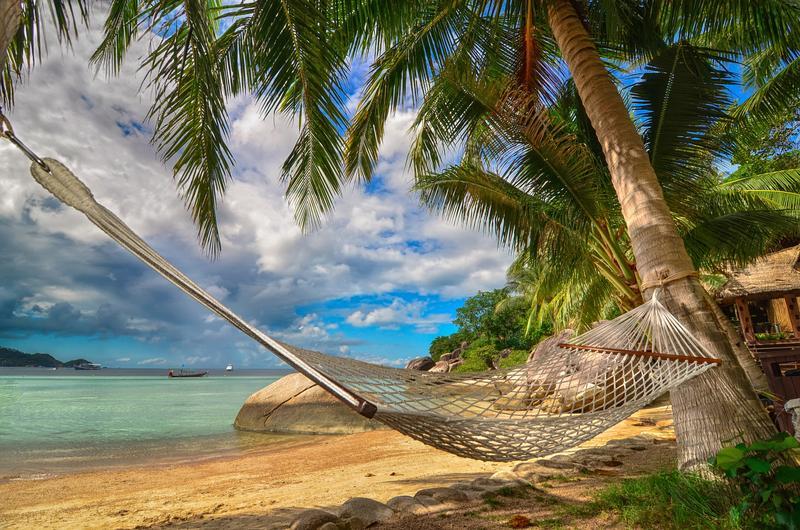 동남아의 해변 휴양지 1편