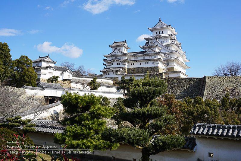ปราสาทฮิเมจิ ประเทศญี่ปุ่น