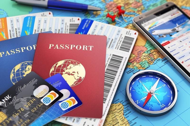 documentos de viaje