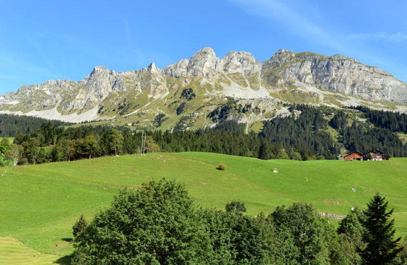 Road trip in Europa: Klausen Pass