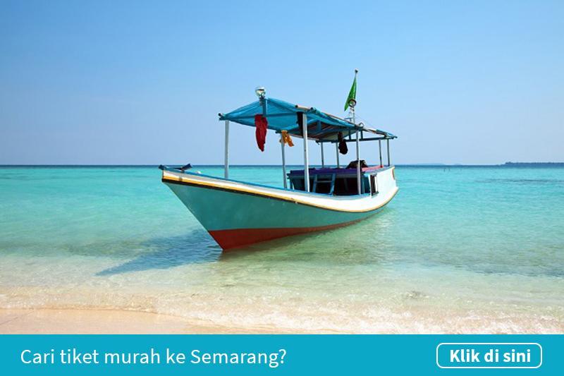 Klik untuk cari tiket pesawat murah ke Semarang