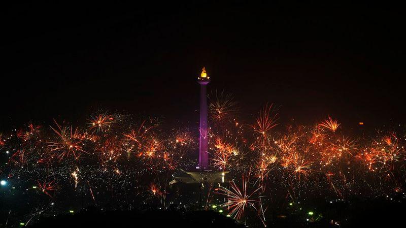 7 Destinasi di Indonesia Untuk Tahun Baru-an Bersama Teman-teman - Jakarta