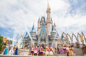 Parque Magic Kingdom Walt Disney World Orlando FLorida
