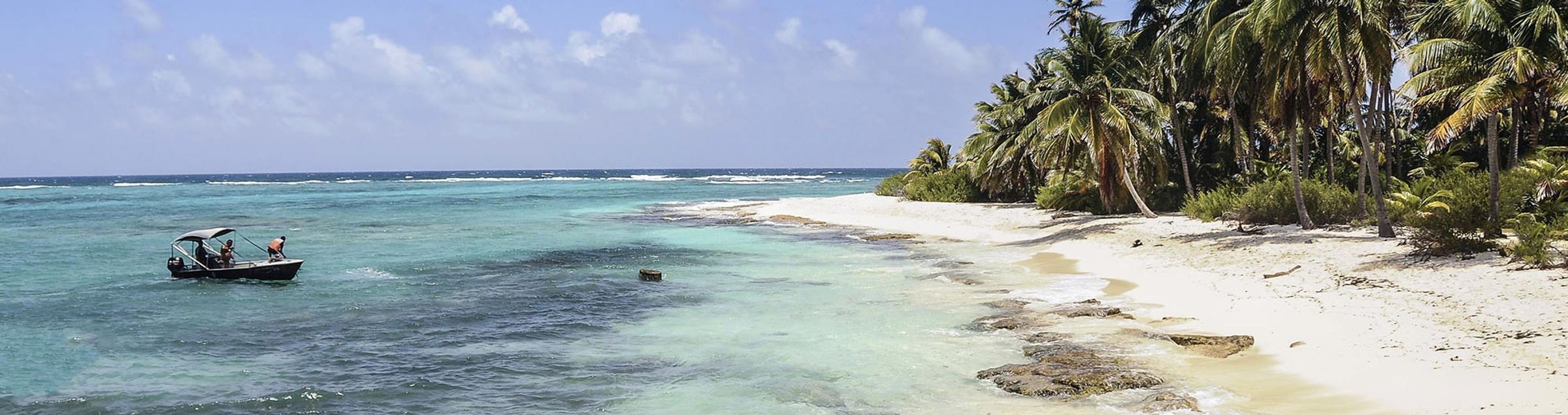 остров Сан-Андрес