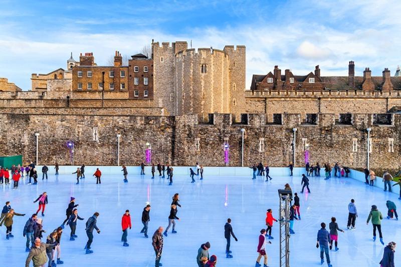 Toca la foto y encuentra los vuelos más baratos a Londres en Navidad