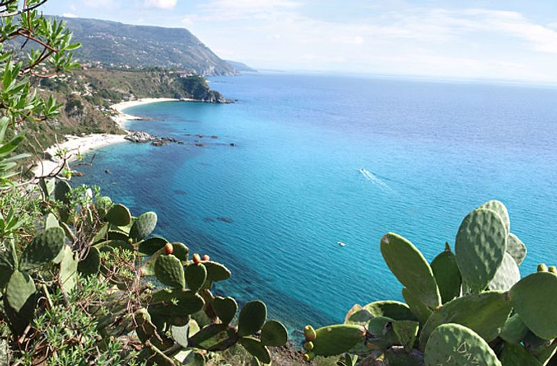 Bahía de la Virgen María, Calabria, Italia
