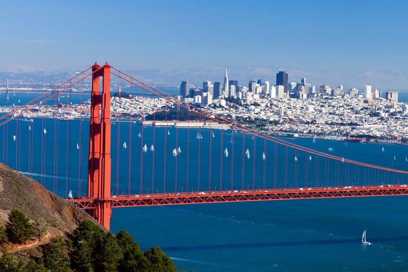 San Francisco - visa du lịch