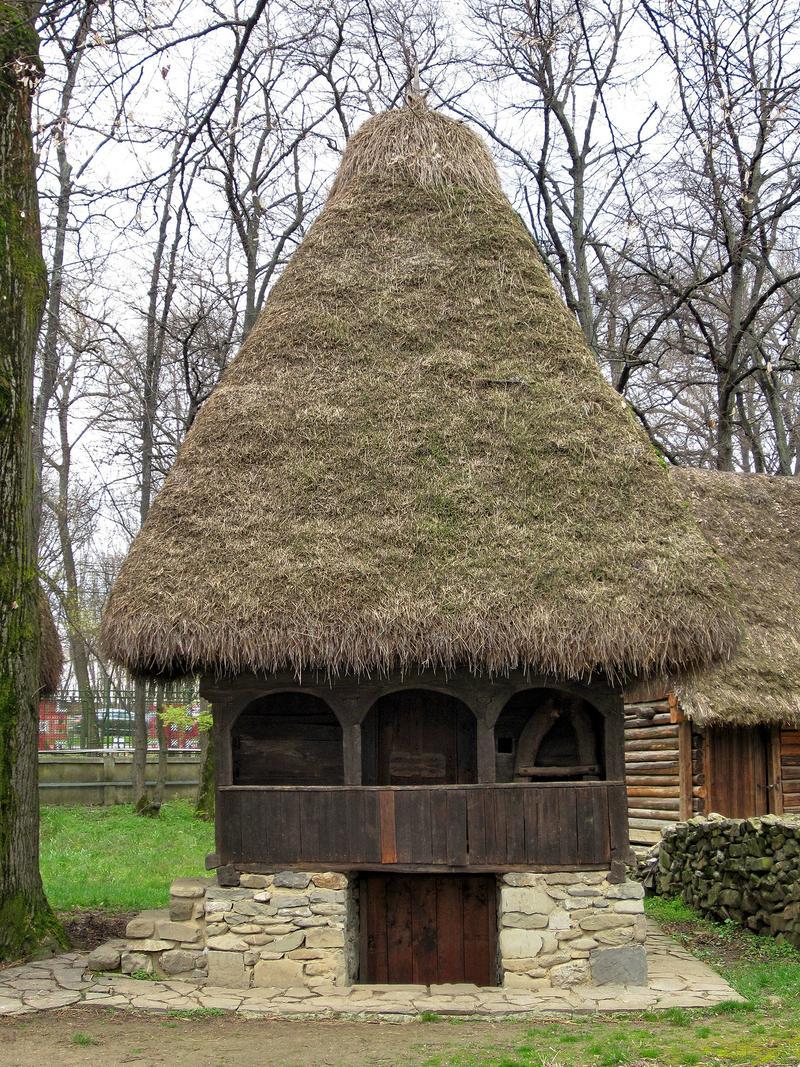 Bucarest cosa vedere: Casa tipica