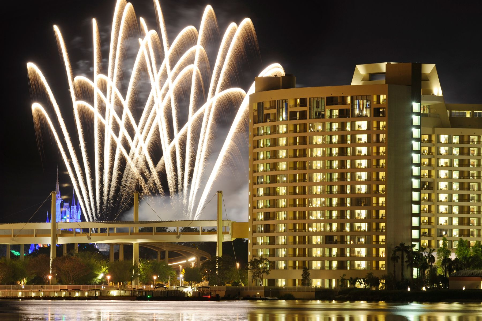 Hoteles en Walt Disney World Orlando