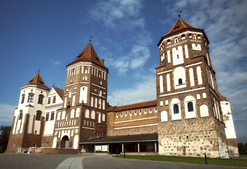 Schloss Mir Weißrussland