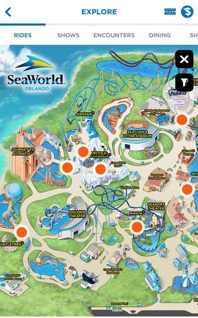 Seaworld Universal Orlando Disney World Apps Skyscanner