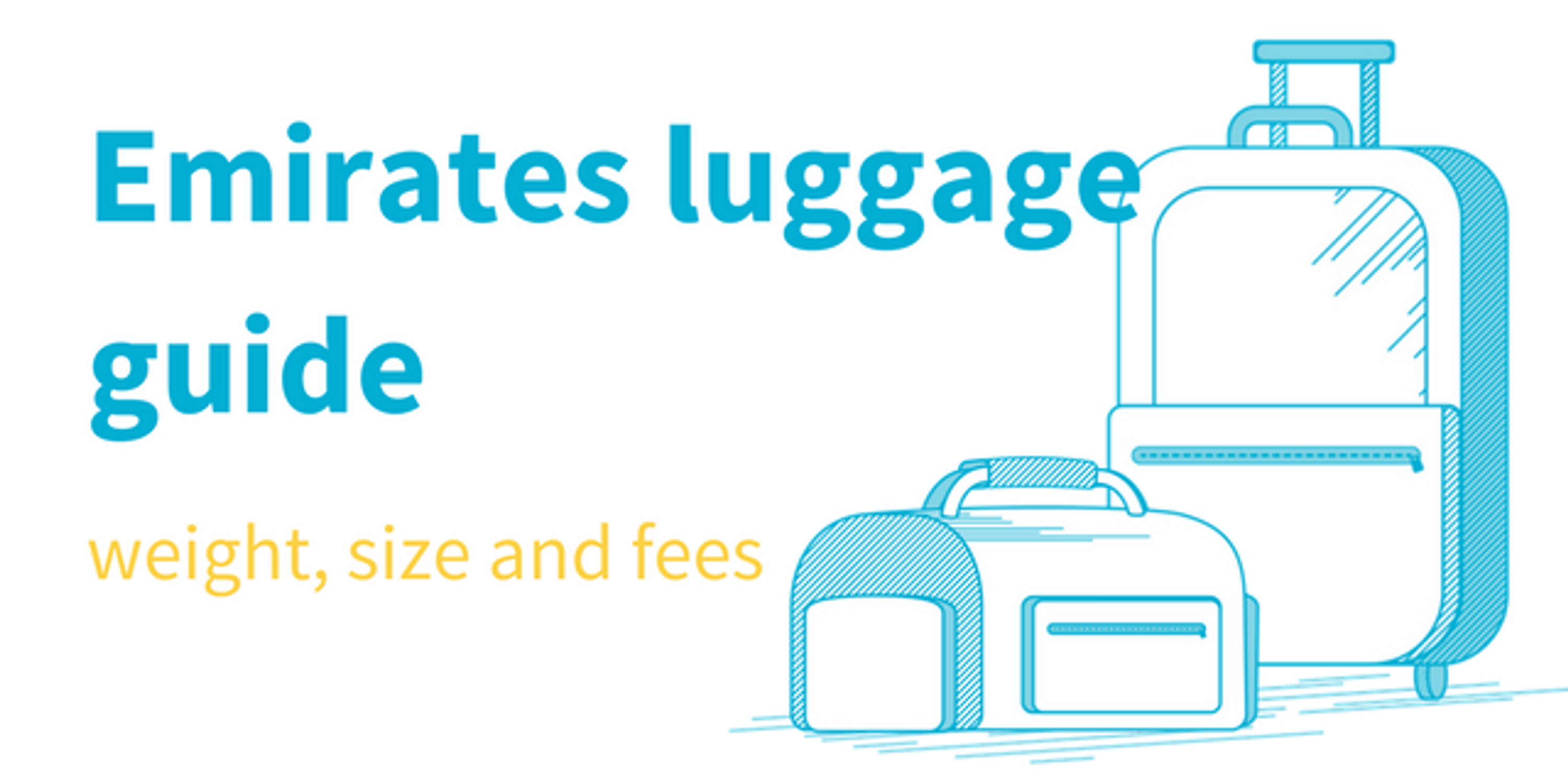 Emirates hand luggage explained and how to maximise your for Cabin bag weight limit emirates