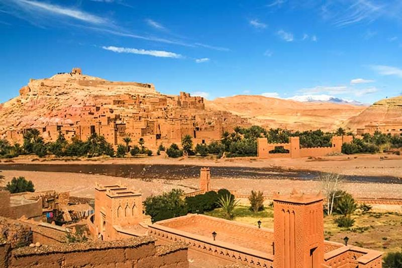 Marrakesh Aït ben haddou