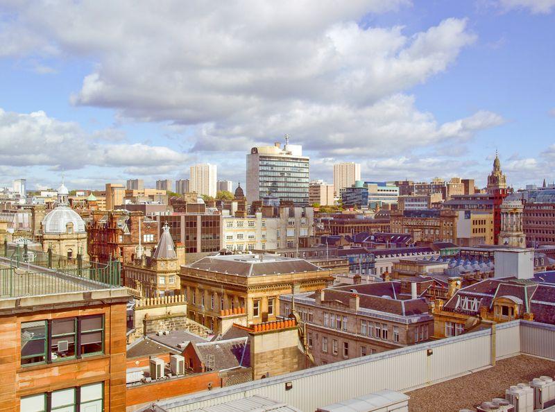 Ciudades más bonitas que visitar en Europa: Glasgow