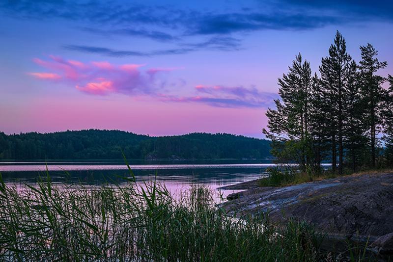 Ладожское озеро, Россия