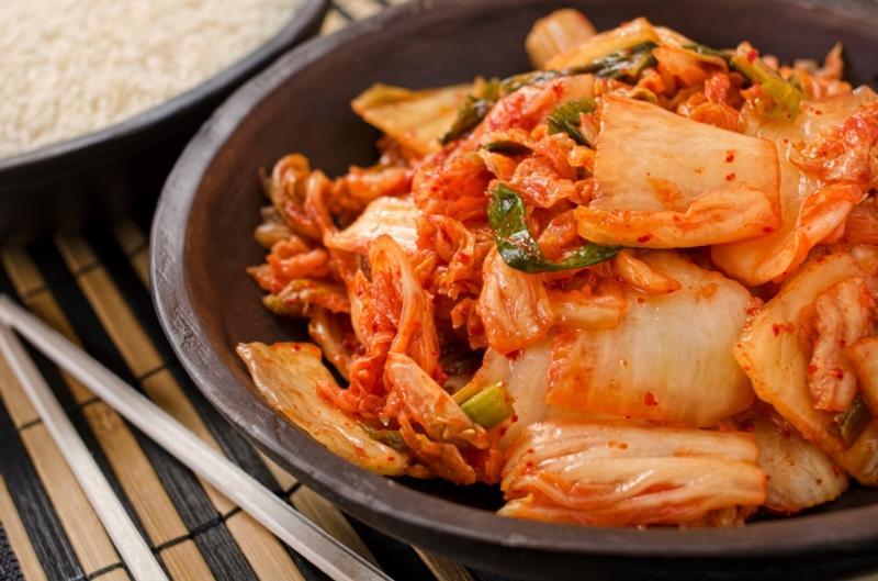 Kimchi - Korea's iconic spicy dish