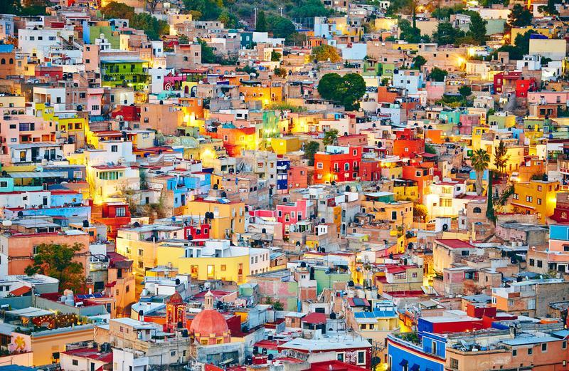 10 lieux incontournables visiter au mexique - Une maison larchitecture tres originale au mexique ...