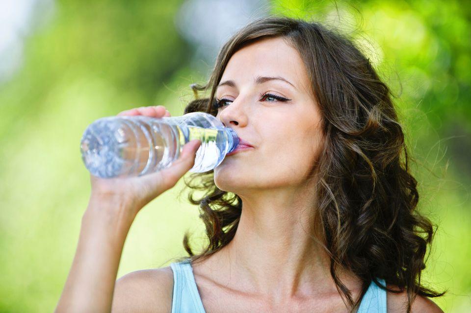 Don't waste money on bottled water