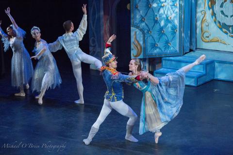 ballet del cascanueces en nueva york