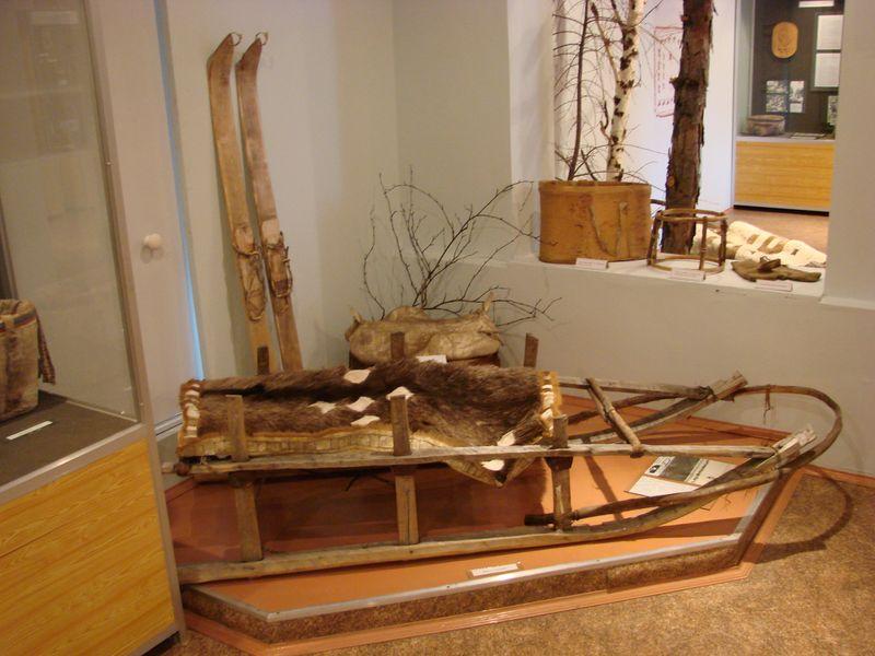 музей истории БАМа в Тынде