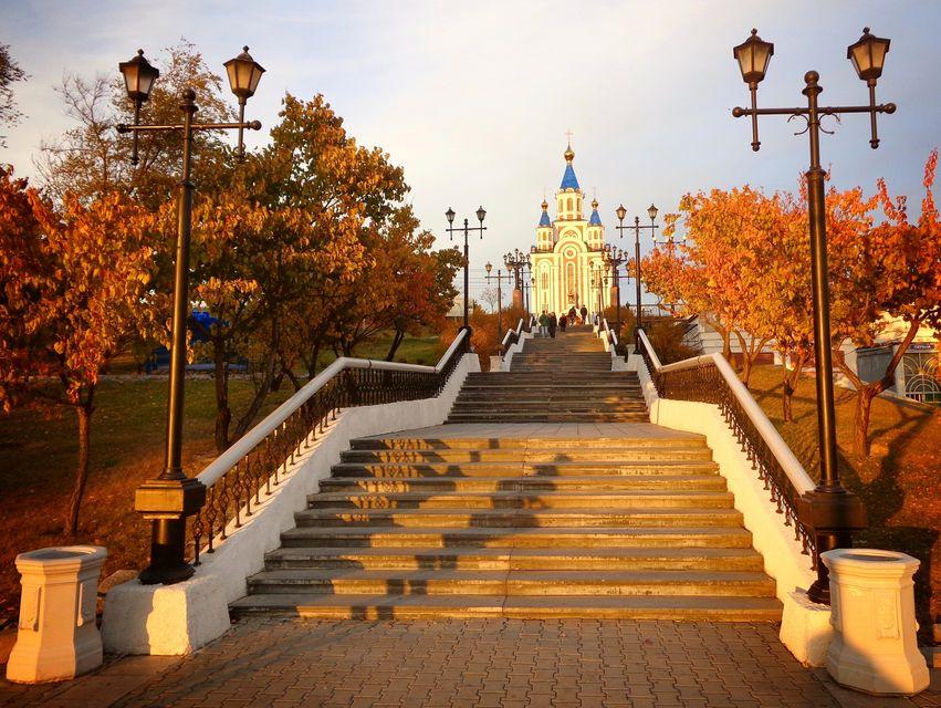 Хабаровск Новый