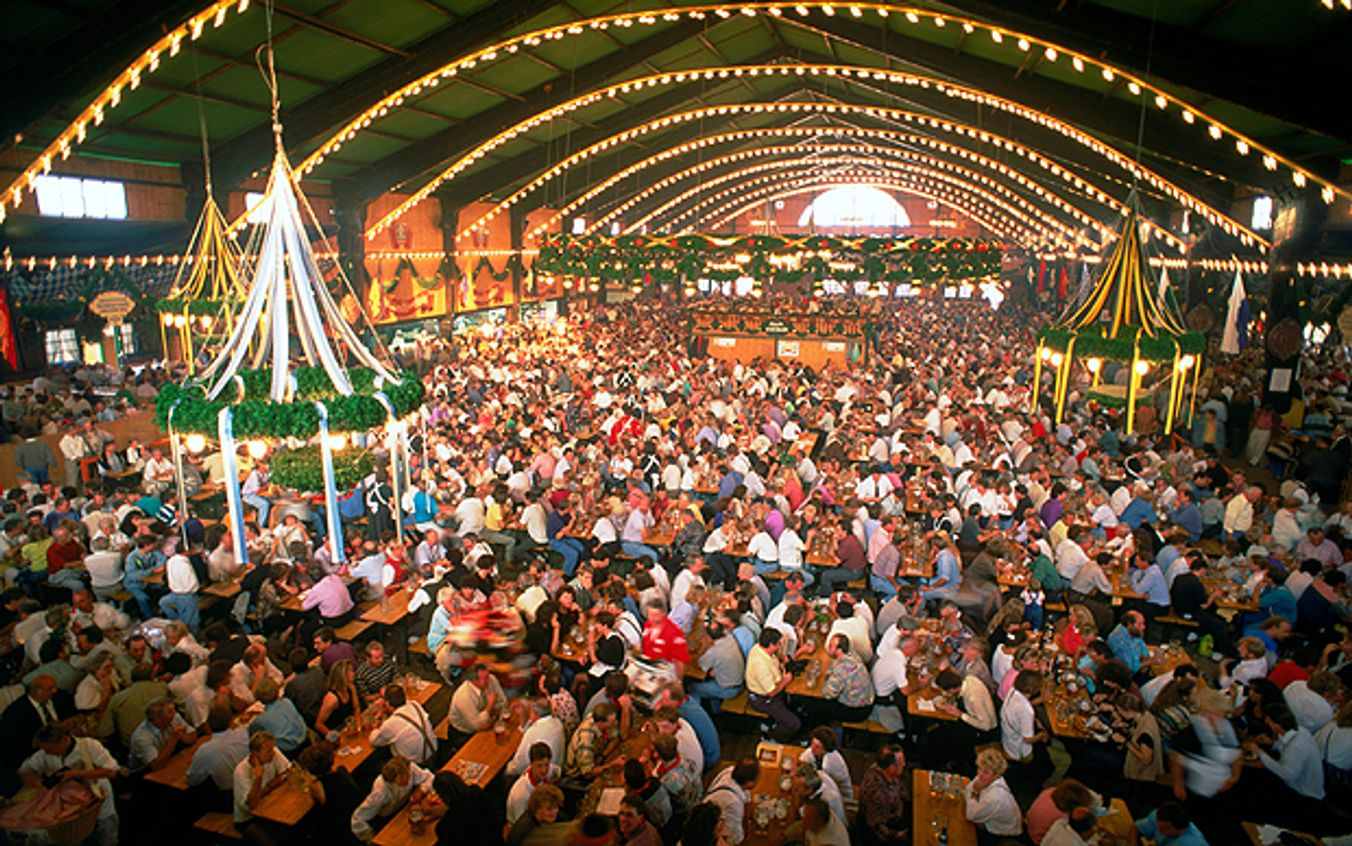 Top 10 Best Beer Tents At Oktoberfest In Munich Hofbräuhaus Tent : best tents at oktoberfest - memphite.com