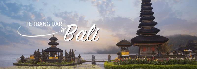 Keberangkatan dari Bali