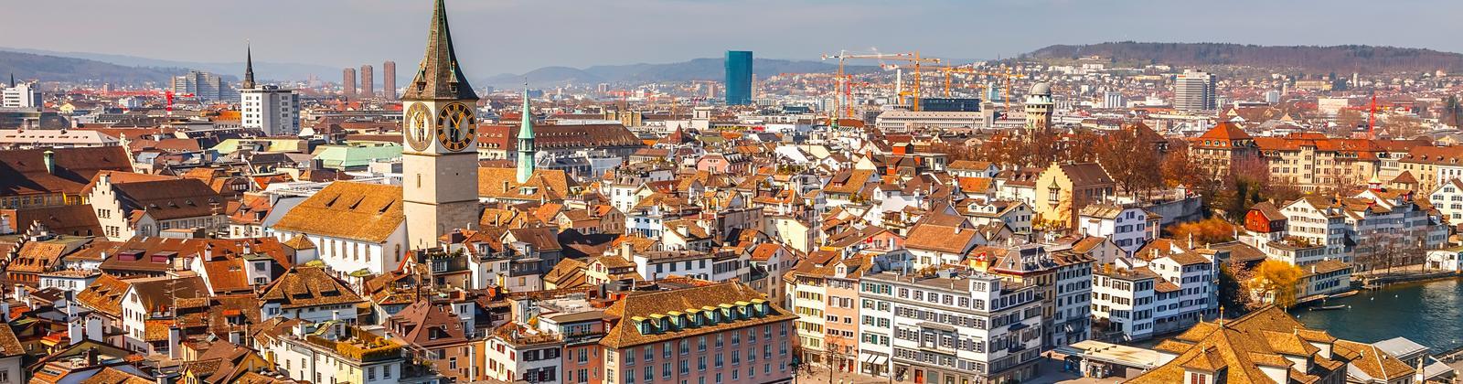 Le 10 citt della svizzera pi belle da vedere for Citta tedesca nota per le fabbriche di auto