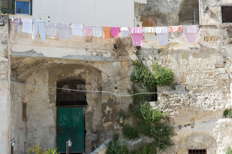 Italia, I Sassi di Matera