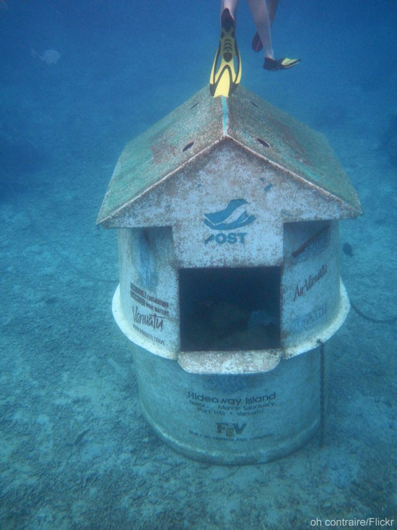 Wild Underwater Attractions You Must See To Believe - 6 amazing underwater attractions