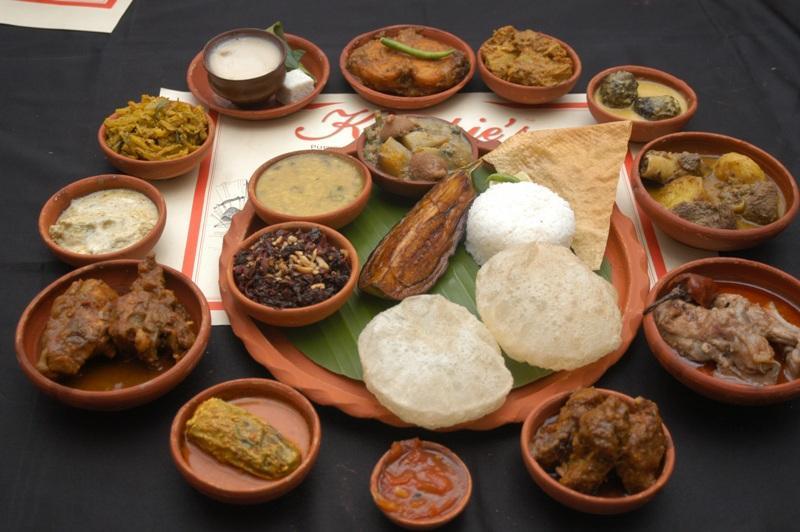 Restaurants in kolkata that serve the best bengali cuisine for Authentic bengali cuisine