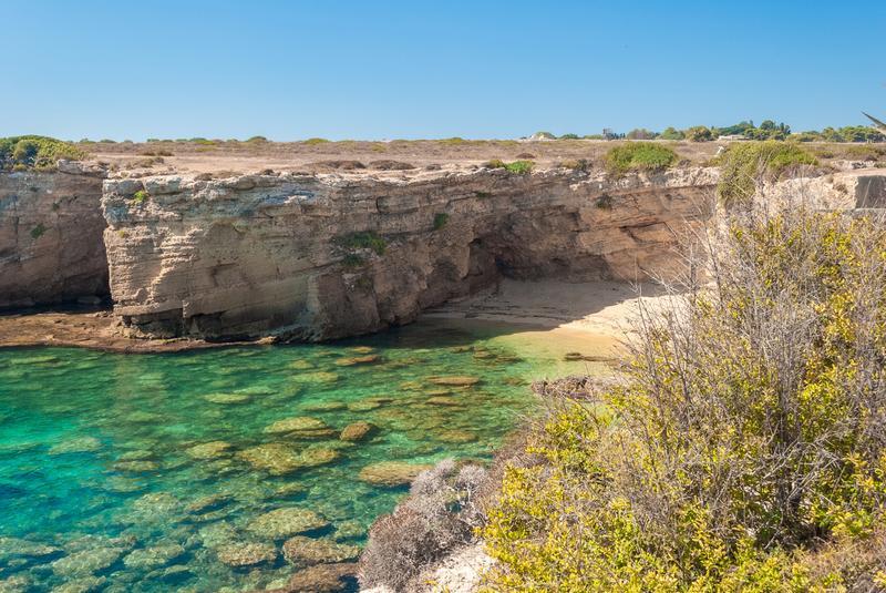 Spiagge italiane 2017: Area Marina Protetta del Plemmirio