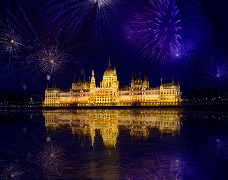 fin de año en budapest