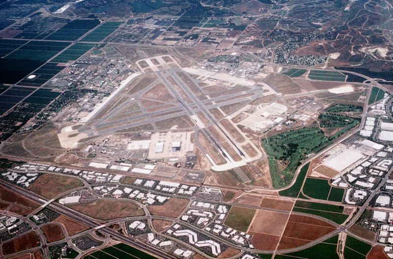 Amazing Abandoned Airports Around The World - Biggest airport in usa