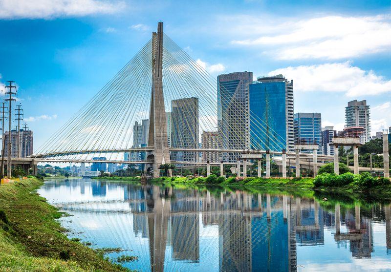 Encuentra hoteles baratos en São Paulo a un clic en la foto