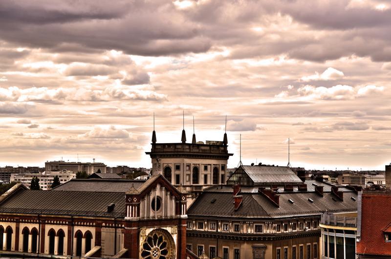 Bucarest cosa vedere