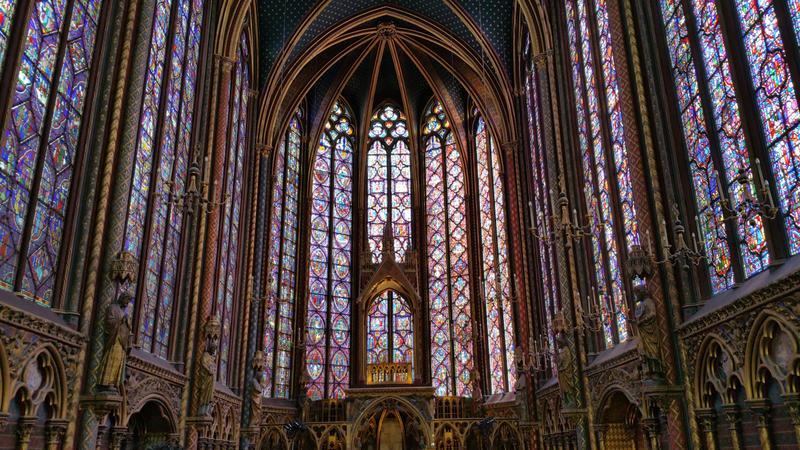 Cosa vedere a parigi le 10 attrazioni pi importanti - Finestre circolari delle chiese gotiche ...