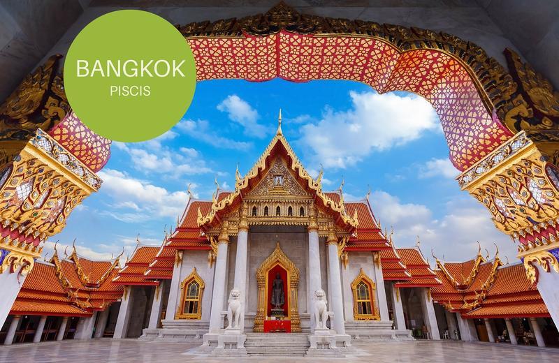 templo en bangkok tailandia