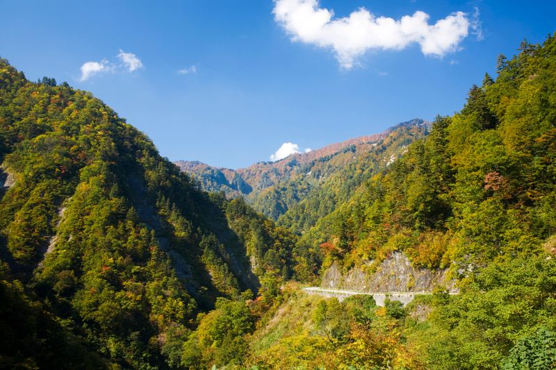 Mount Hakusan Japan
