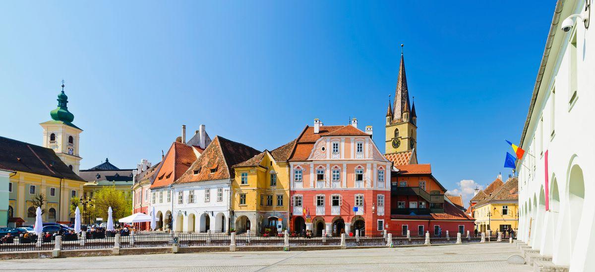Günstige Flüge nach Sibiu