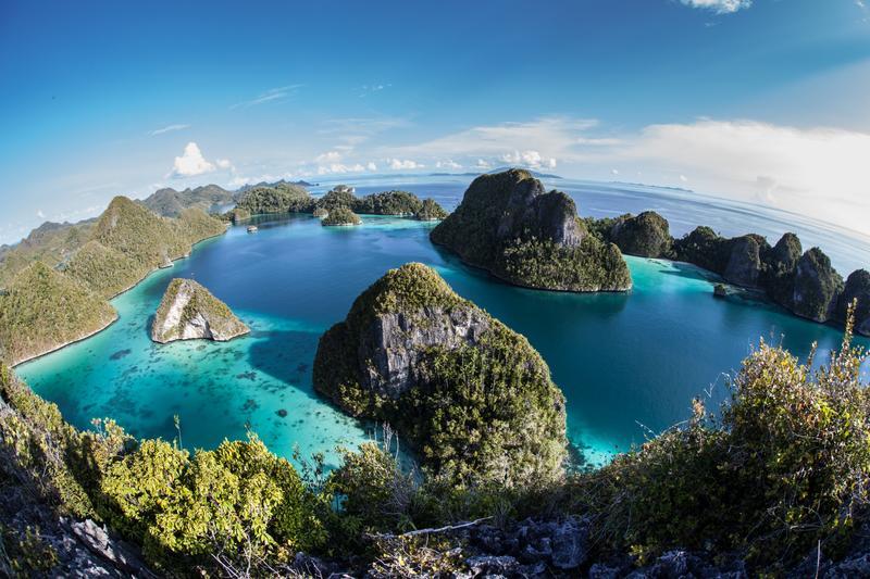 Wayag, Raja Ampat, Papua Barat