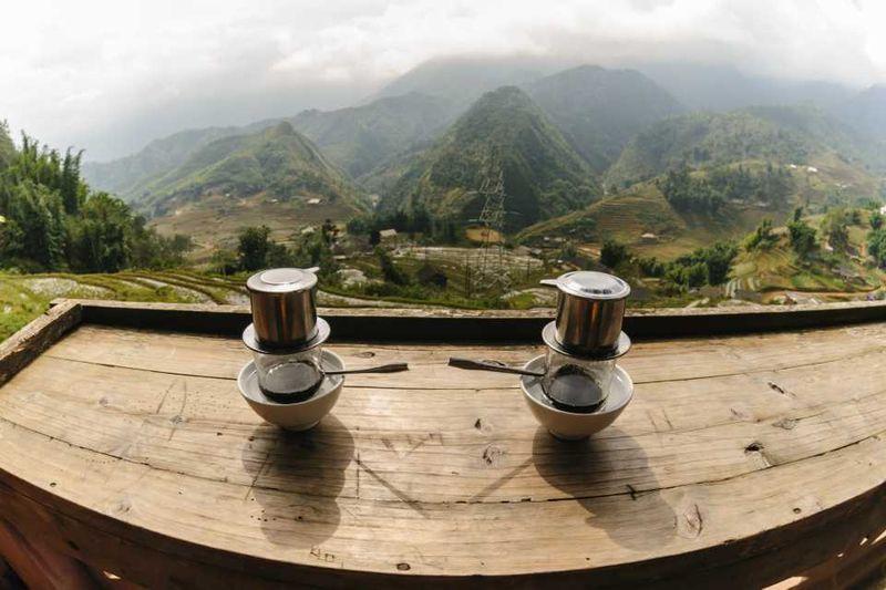 Вьетнамский кофе