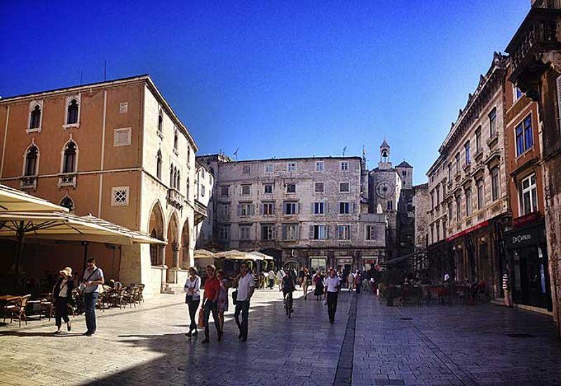 Split, Croatia © Larissa Olenicoff