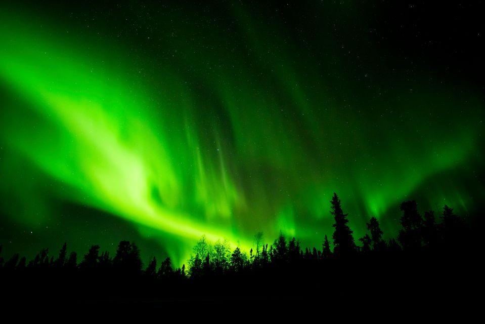 les 5 meilleurs endroits pour voir une aurore bor ale cet hiver. Black Bedroom Furniture Sets. Home Design Ideas