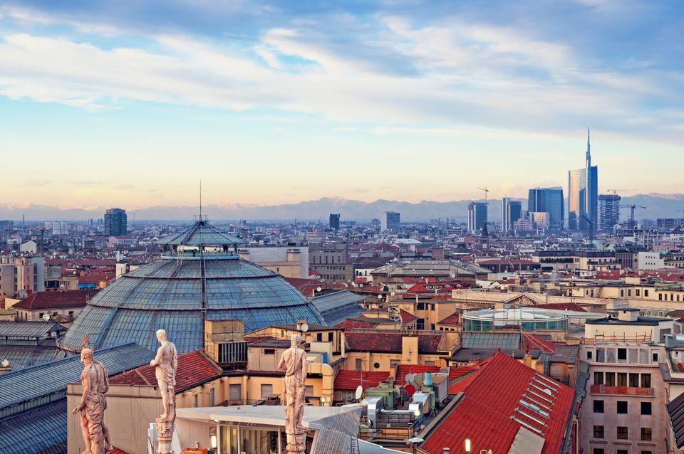 Günstige Flüge nach Mailand