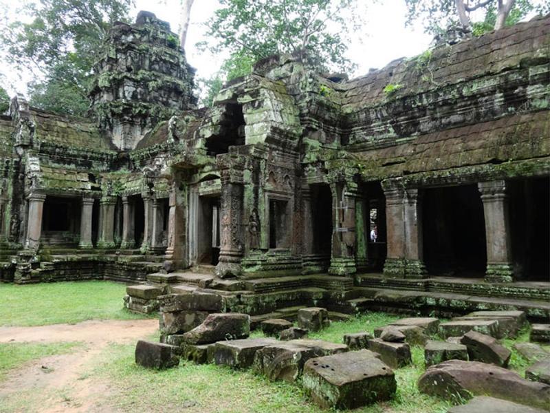 Angkor Wat Cambodia Catherine Mcgloin
