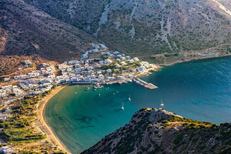 18 città europee da vedere nel 2018: Kamares