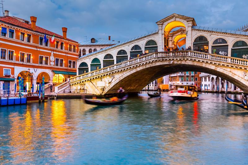 Μεγάλο Κανάλι Βενετία